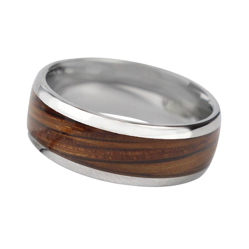 Men's Wine Barrel Ring