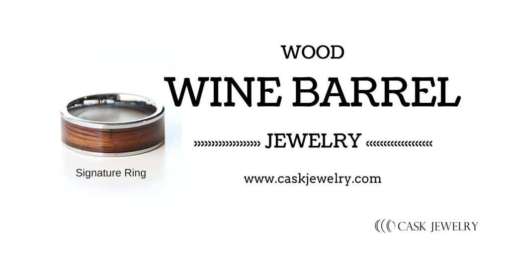 Signature Wine Barrel Ring