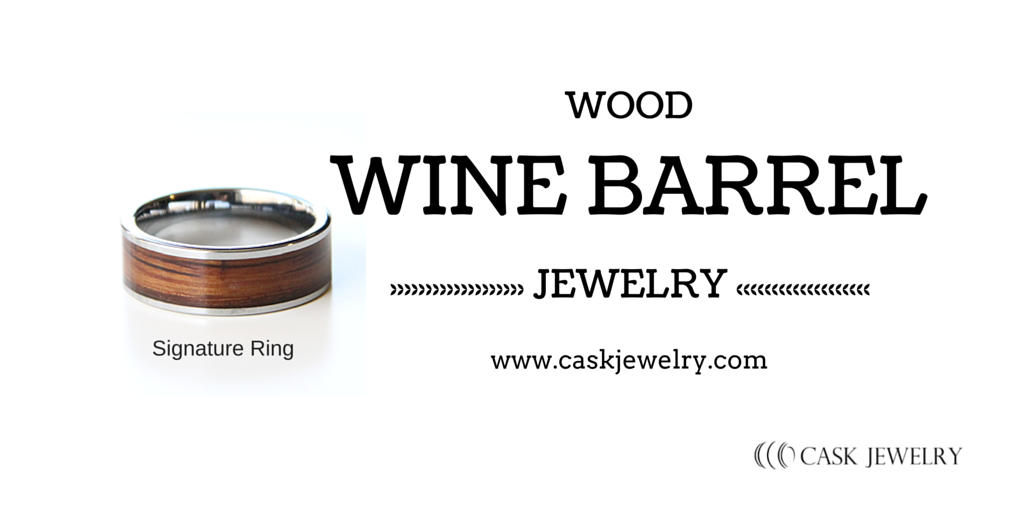 Cask Jewelry Signature Ring