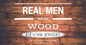 Real men wear wood