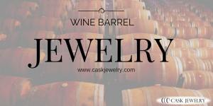 Wine Barrel Jewelry