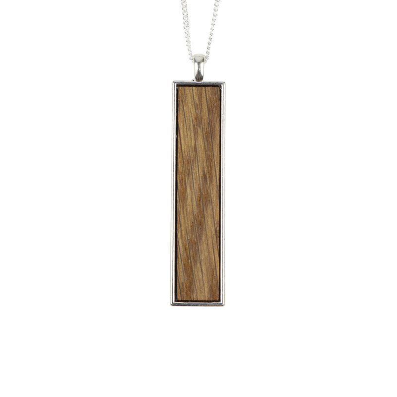 "32"" Vertical Bar Necklace"